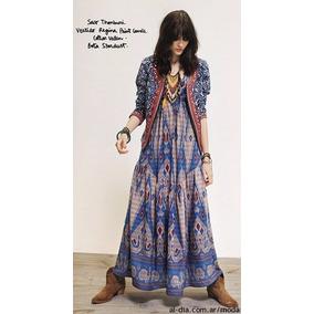 Original Vestido Rapsodia Hippie Chic Gypsy Style - Envios