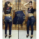 Calça Carpam Jeans Modela Bumbum Linha Gold Deluxe