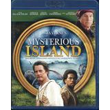 Mysterious Island De Julio Verne Blu-ray Importado