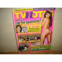Revista Tv Notas, No. 686, Semana 01, Enero 5, 2010