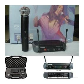 Microfone S/fio Shure Pgx24 Beta 58 Sem Fio Promoção