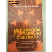 Livro Metodologia Do Trabalho Científico Antônio Joaq. K8