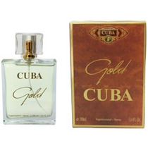 Perfume Masculino Cuba Gold 100ml Original
