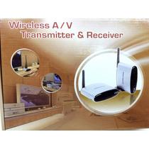 Extensor De Controle Remoto Sem Fio Wireless Até 200 Metros