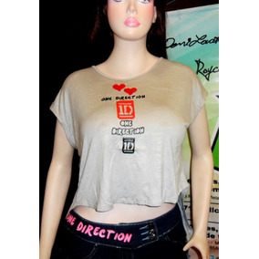 One Direction Camisa Artistas Online Talla L