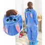Macacão Infantil Fantasia Criança Stitch / Pronta Entrega!