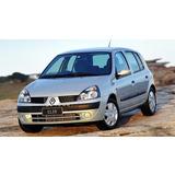 Sucata De Peças Renault Clio 1.0 8v (vendido Em Peças