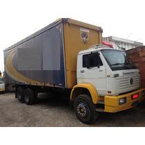 Volks 14150 6x2 1997 Com Sider Vw13180/15180/12140