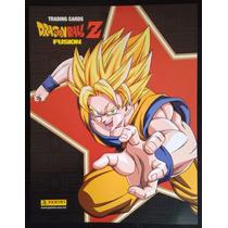 Coleccionador Para Tarjetas Dragon Ball Z Fusion