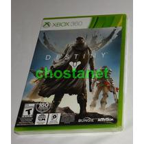 Xbox 360 Videojuego Destiny Disco Fisico Nuevo Y Sellado