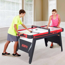 Espn 60 Mesa De Air Hockey-powered