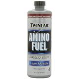 Twinlab Amino Fuel Liquid, Cereza, 16 Onzas