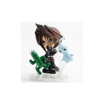 Square Enix Final Fantasy Compra-artes Kai Squall Mini Figu