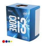 Procesador Intel Core I3 7100 3.9 Ghz Socket 1151