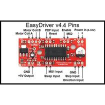 Easydriver V4.4 Arduino P/ Cnc Impressora 3d Motor De Passo