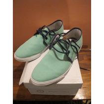 Zapatillas Airborn Verde Claro