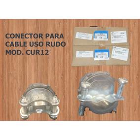 Conector Cable Uso Rudo De 1/2 Pulg Modelo Cur12