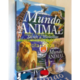 Libro: Mundo Animal 3d - Secretos Maravillosos A Todo Color