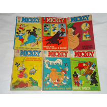 Mickey - 400 Gibi Digitalizado Escaneado Scan E-book