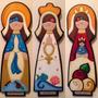 Artesanias Virgenes En Mdf