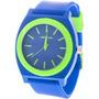 Reloj Azul Airwalk Para Mujeres Aww-5096-bl