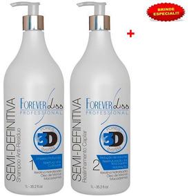 Foreverliss Progressiva Semi Definitiva 2x1litro + Brinde