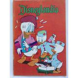 Revista Disneylandia N° 229 Zig Zag Chile 1969 Auto Pedal