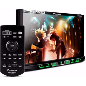 Dvd Pioneer Avh-x598tv Bluetooth Spotify Waze Usb