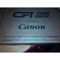 Toner Fotocopiadora Canon Original 1015/1215/1520/1530/2020
