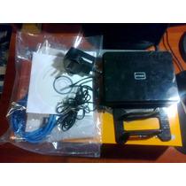 Router D-link Dir-600 Completo! Con Caja! Excelente Estado!
