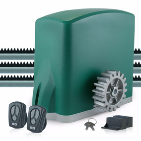 Kit Motor Porton Corredizo Automatico 500kg Seg 3 Controles