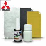 Tinta Tapa Tira Risco + Kit Polimento Mitsubishi Verde Goias