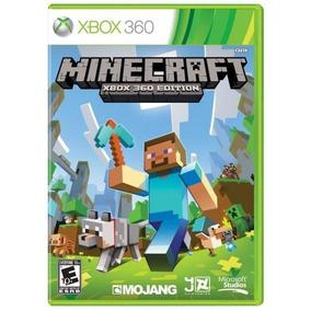 Minecraft Xbox 360 Edition Xbox 360 Midia Fisica