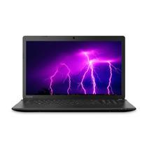 Laptop Toshiba Amd A6 Quadcore 750gb Hdd 6gb Ram 17.3