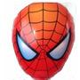 10 Balão Homem Aranha Cabeça Decoração Festa Aniversário Ar