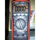 Tester Multimetro Brymen Bm319 Dwell Frec Temp Ang % Auto