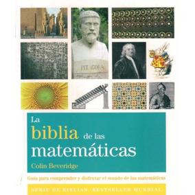 Biblia De Las Matemáticas / Colin Beveridge (envíos)