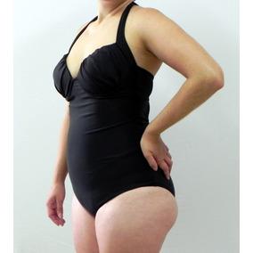 Maiô Bojo Drapeado Plus Size Especial P/ Gordinhas Promoção