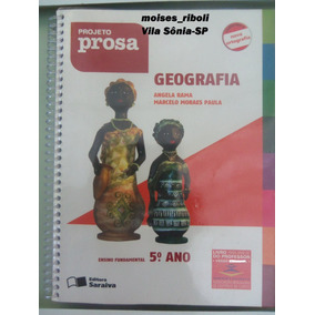 Livro Do Professor Projeto Prosa Geografia 5º Ano K1