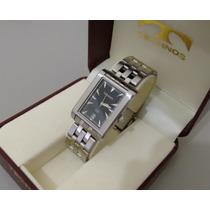 Relógio Technos Steel 5atm Original Colecionador