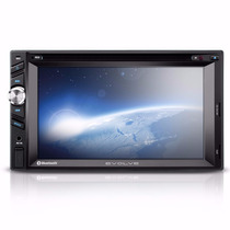 Som Automotivo Multilaser Evolve 6,2´touch Screen Gps,tv