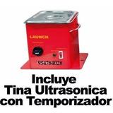 Tina De Limpieza Por Ultrasonido Launch Oferta