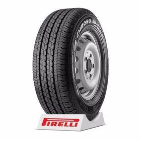 Pneu 185r14 Pirelli Chrono 102r Reforçado Original Da Kombi