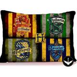 Almofada Harry Potter Hogwarts Com Enchimento Filme Bc2