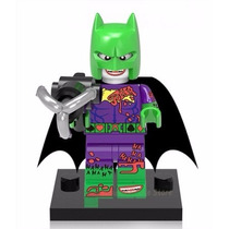 Coringa Traje Batman Compativel Lego Peça Exclusiva!