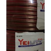 Cable Para Bocina Pot Bicolor Calibre 18 Awg Bicolor Y Trans