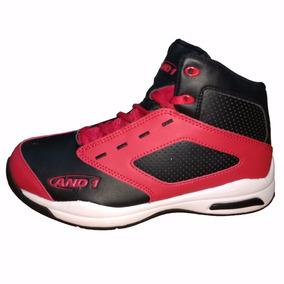 Zapatillas And1 Basket - Typhoon Jrs . Mercadoenvíos