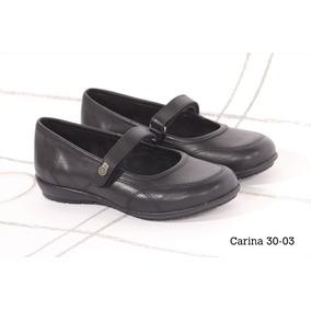Zapatos Guillerminas Zapatillas Colegiales Ferli. 100% Cuero
