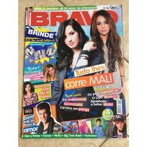 Revista Bravo Importada Demi Lovato Selena Justin Bieber