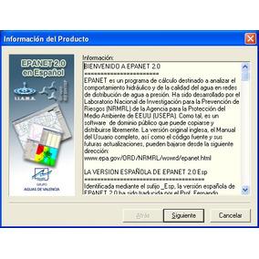 Epanet 2.0 + Acueductos Simon Arocha + Regalos Ing Civil